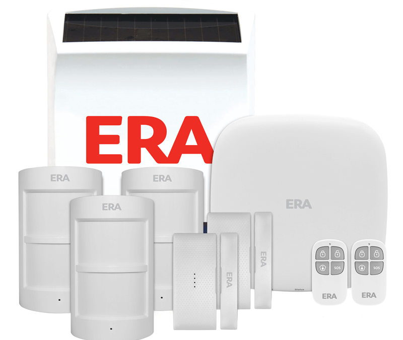 Upgrade your security with Era products