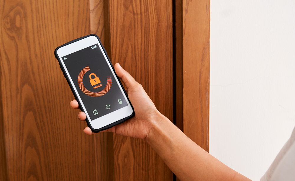 Upgrade your security – Ultion Smart lock